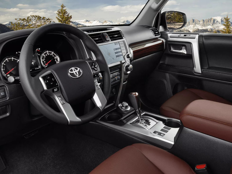 Warren OH - 2022 Toyota 4Runner's Interior