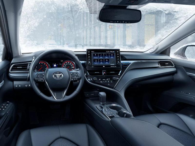 Hermitage PA - 2022 Toyota Camry's Interior