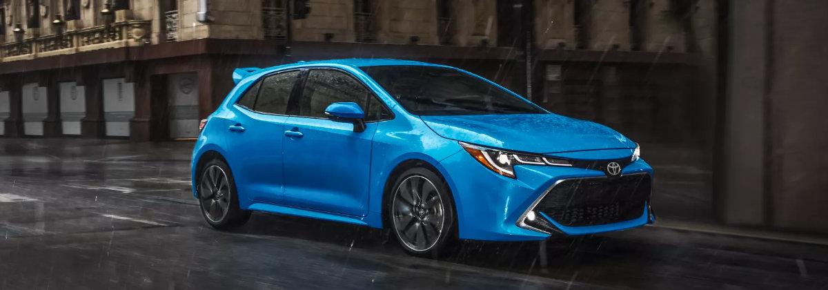 2022 Toyota Corolla Hatchback near Warren OH