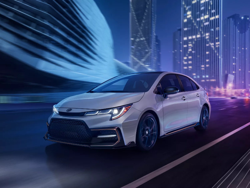 Youngstown OH - 2022 Toyota Corolla's Overview