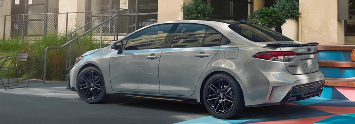2022 Toyota Corolla near Youngstown OH