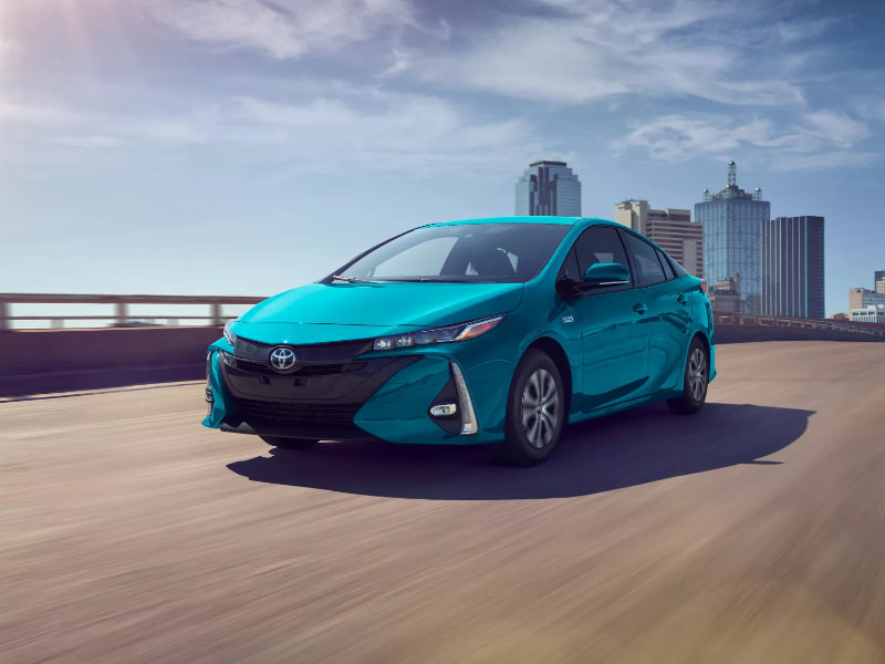 Youngstown OH - 2022 Toyota Prius Prime's Mechanical