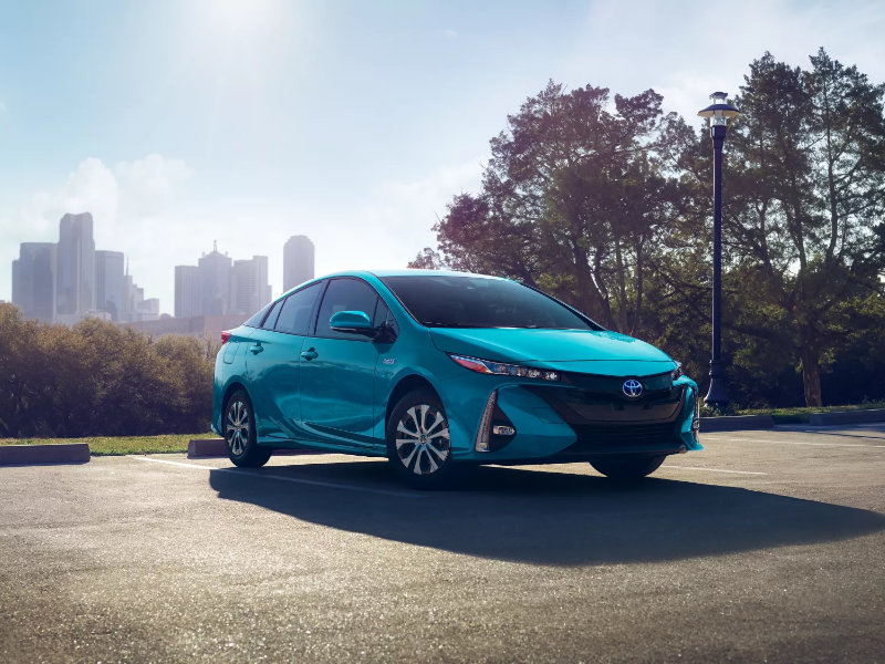 Youngstown OH - 2022 Toyota Prius Prime's Overview