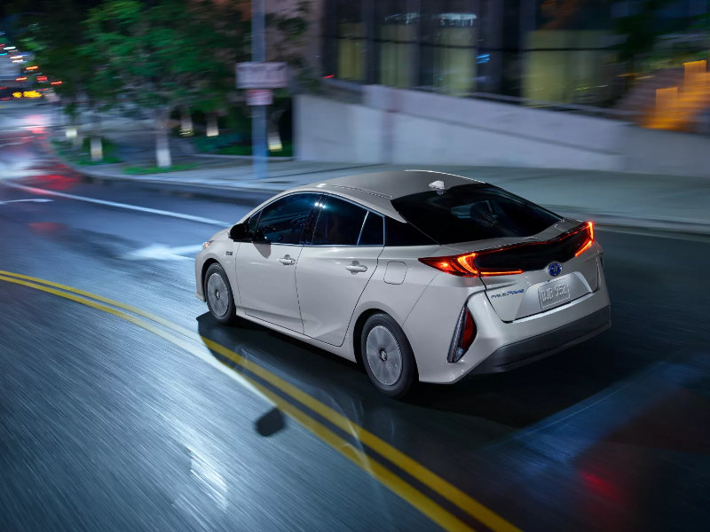 Youngstown OH - 2022 Toyota Prius Prime's Exterior