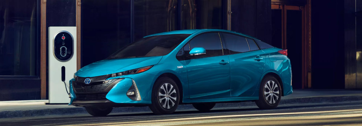 2022 Toyota Prius Prime near Youngstown OH