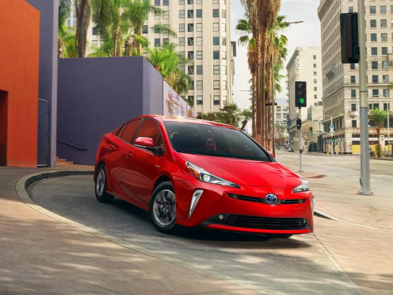 Warren OH - 2022 Toyota Prius's Overview