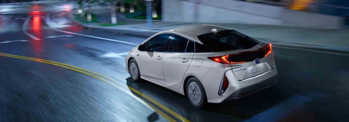 2022 Toyota Prius near Warren OH