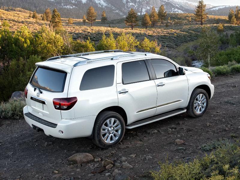 Hermitage PA - 2022 Toyota Sequoia's Overview