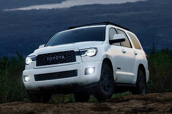Toyota Sequoia