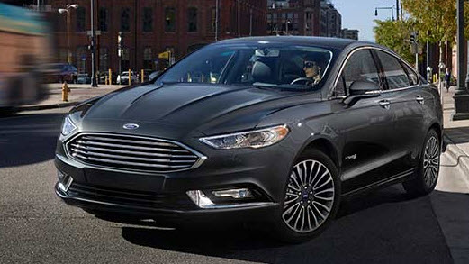 Research 2017 Ford Fusion Hybrid Metro