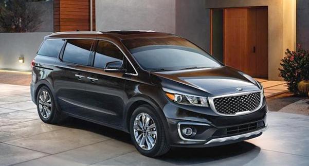 brendan driving sedona kia img review mcaleer test reviews road minivan created