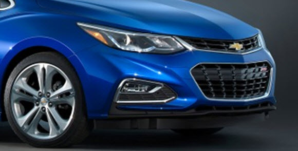 2016 Chevy Cruze LS near Cleveland OH