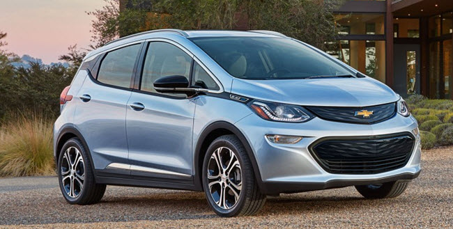 2017 Chevrolet Bolt EV l Massillon Ohio