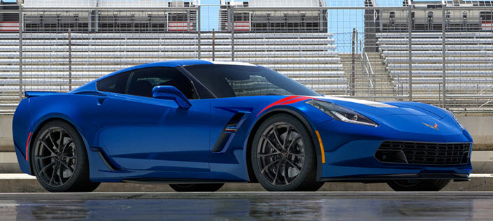 2017 Chevy Corvette Grand Sport Massillon Ohio
