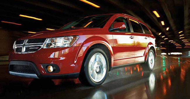 2016 Dodge Journey Near Canton Ohio Progressive Chrysler Dodge