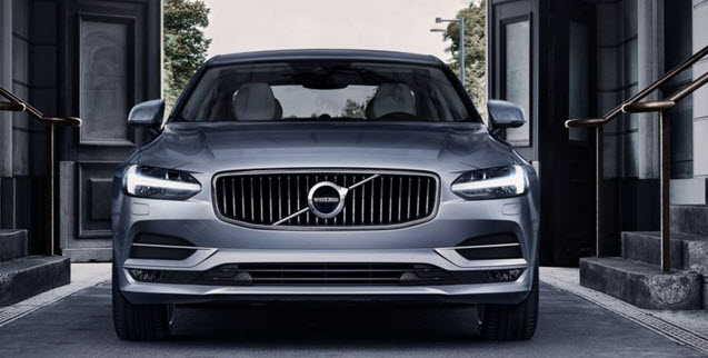 2017 Volvo S90 Denver CO Review