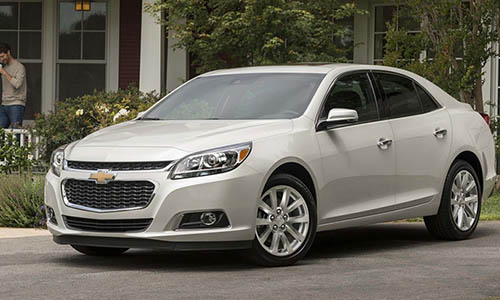 2016 Chevy Malibu Limited