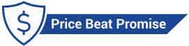 Price Beat Promise Logo