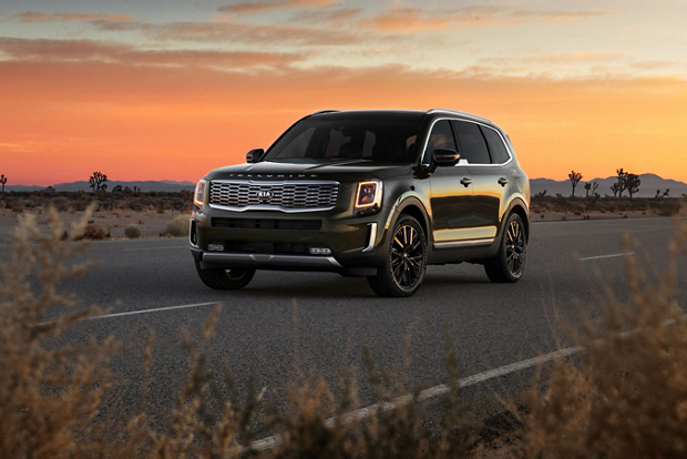 Test drive the 2020 Kia Telluride serving Brampton ON