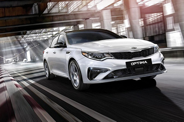 Test drive the new 2020 Kia Optima near Etobicoke ON